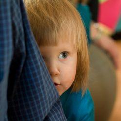 застенчивость ребенка